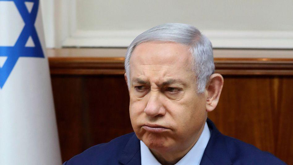 Benjamin Netanyahu: Regierungsbildung misslungen