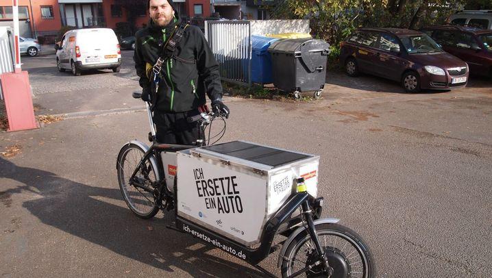 Cargobikes: Lastenfahrräder erobern die Städte