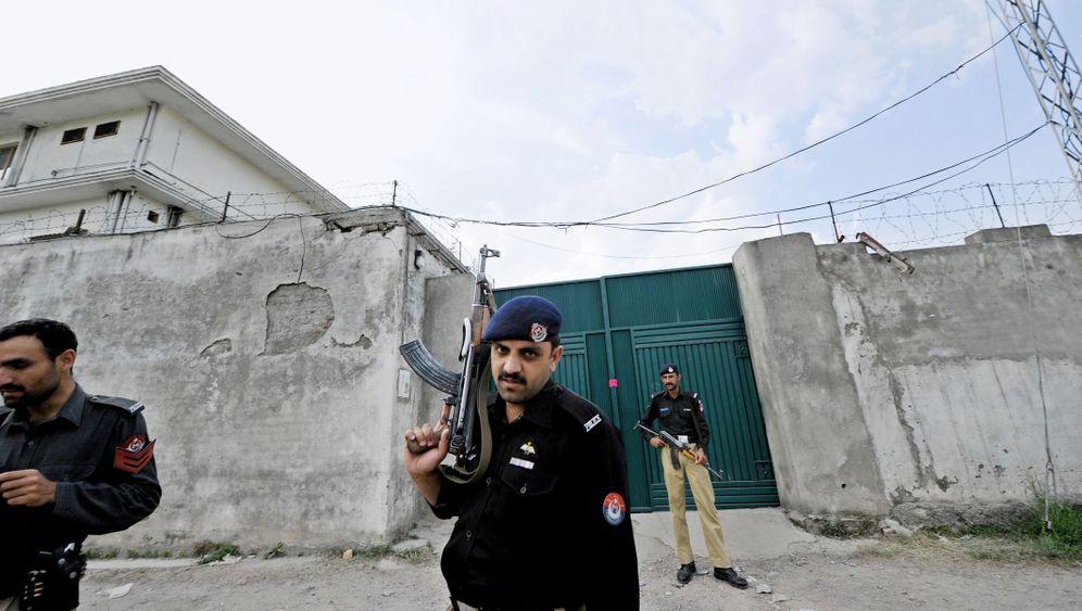 Bin Ladens Ende: Einsatz in Abbottabad