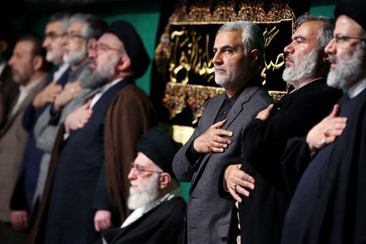 """""""Mann ohne Schatten"""": Irans General Soleimani ist bei einem US-Angriff getötet worden"""
