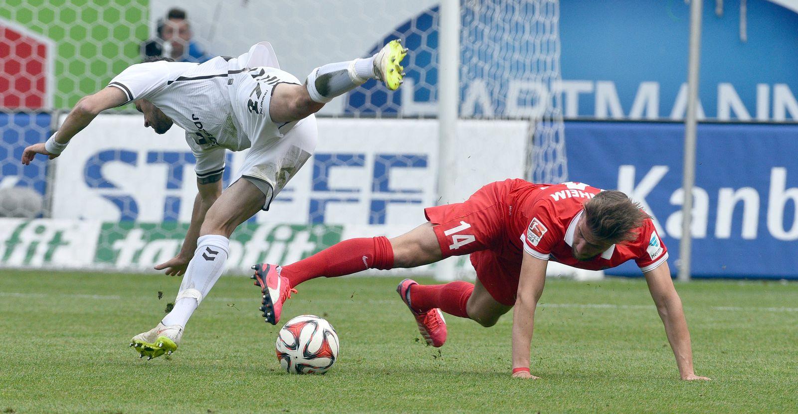 1. FC Heidenheim - FC St. Pauli