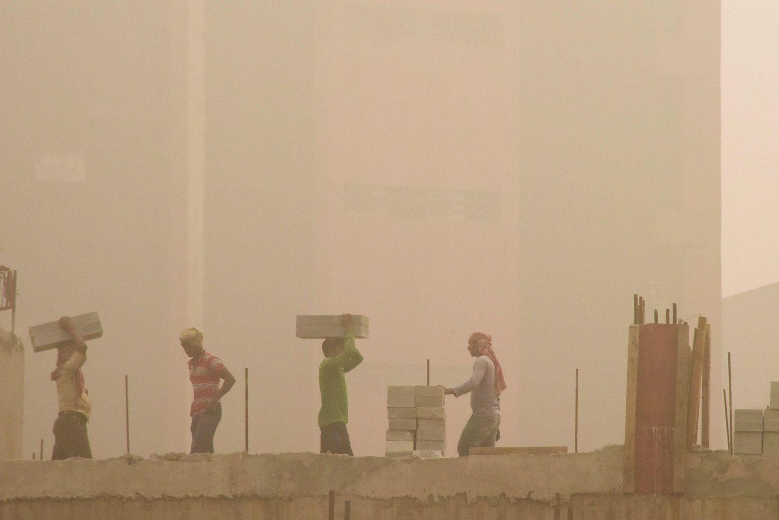 Smog / Indien