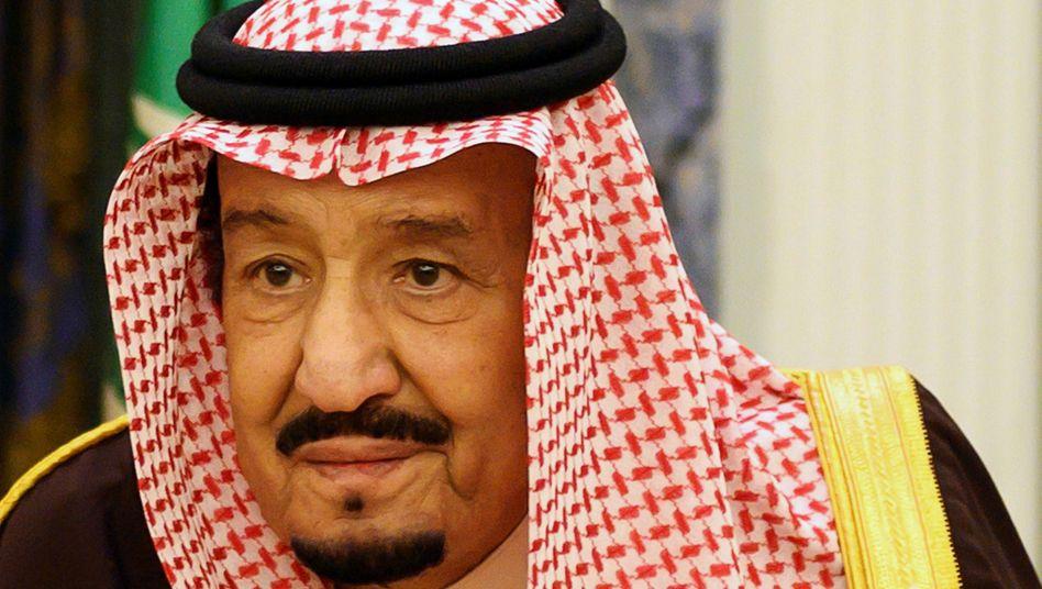 König Saudi Arabien