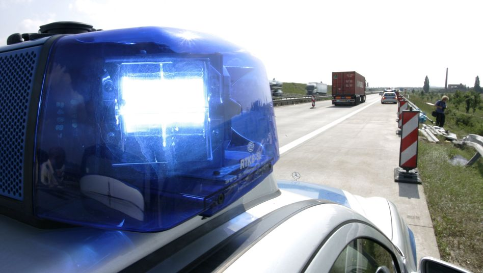 Polizeieinsatz in Deutschland: Vier Beamte für 100.000 Menschen