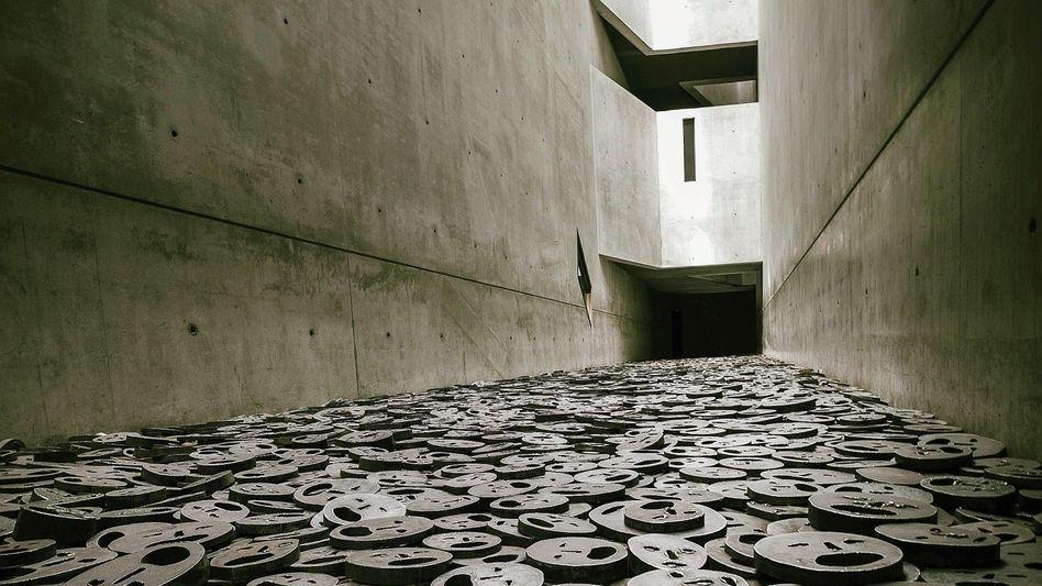 Installation im Jüdischen Museum Berlin: Die Räume sollen Gefühle auslösen