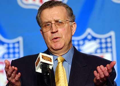 NFL-Boss Paul Tagliabue: Globalisierung des uramerikanischen Sports