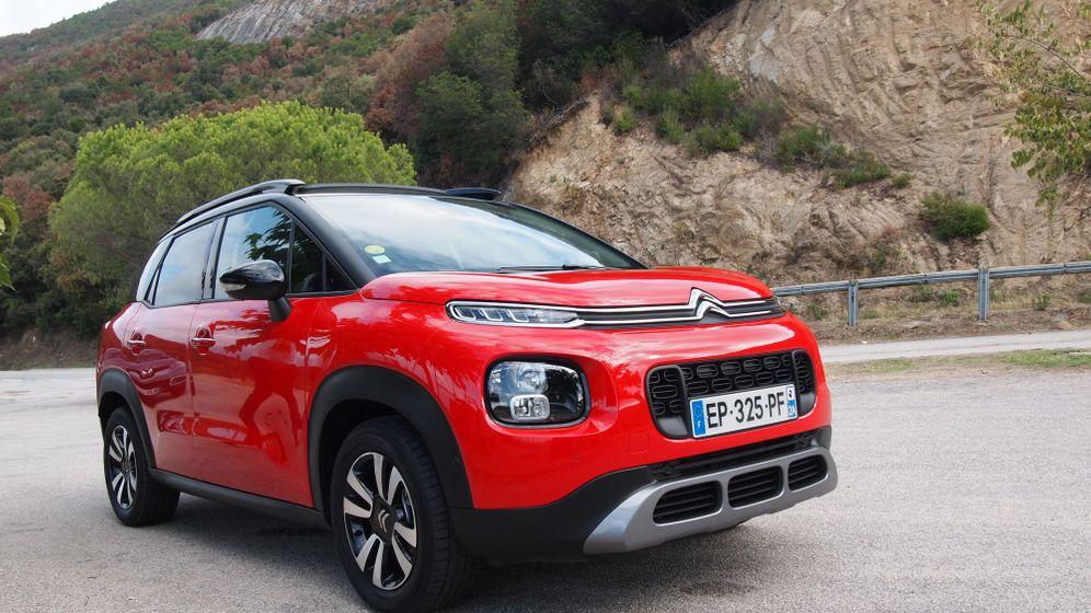 Autogramm Citroën C3 Aircross: Kleine Formsache