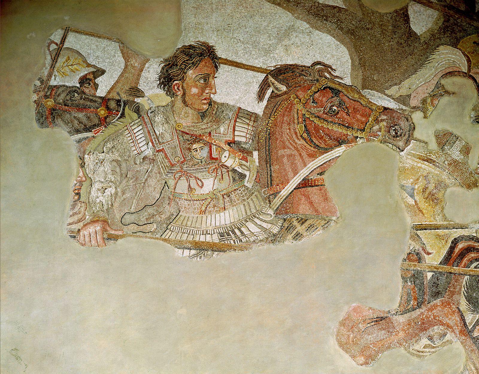NICHT MEHR VERWENDEN! - THEMEN Alexander der Große