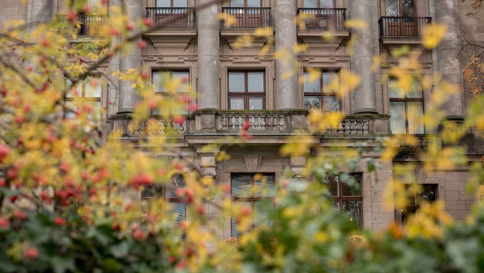 Balkon der Deutschen Parlamentarischen Gesellschaft