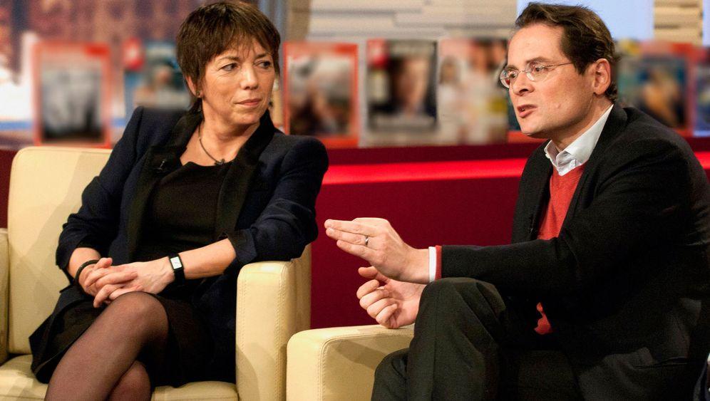 Panik-Talk: Maischbergers Krisenkollaps