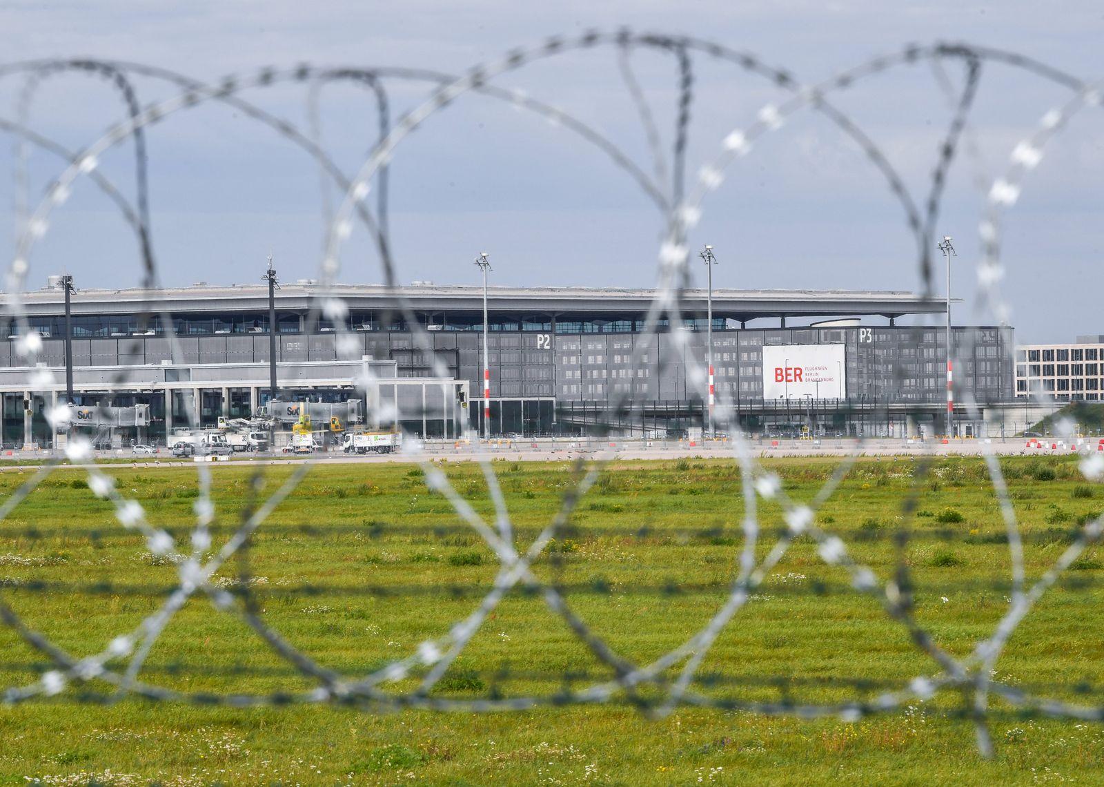 Hauptstadtflughafen BER - Sonderausschuss
