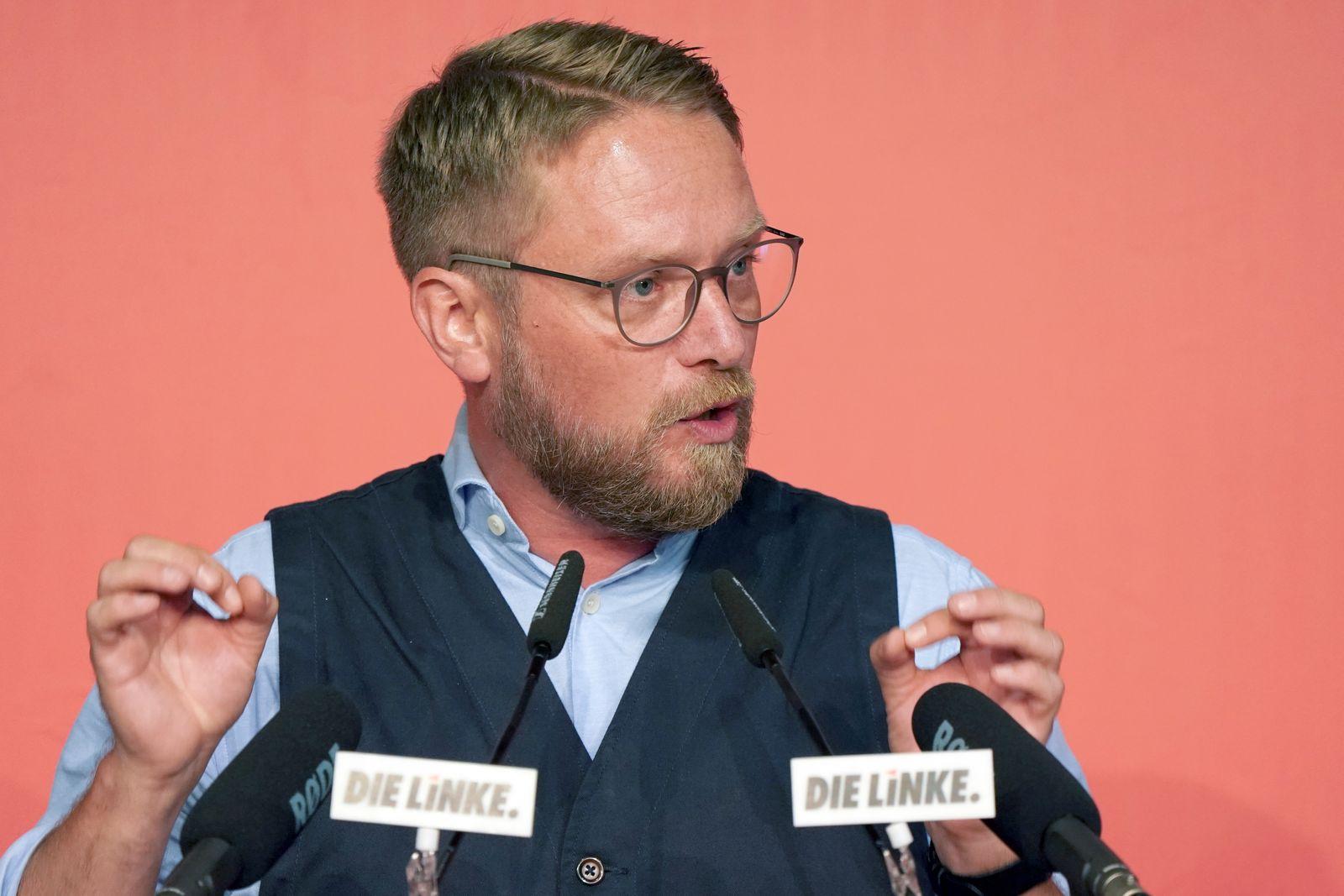 15. Landesparteitag Linke Sachsen