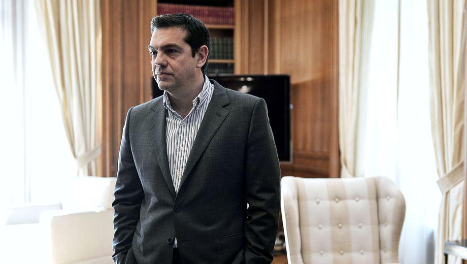 Premier Tsipras: Keine Steuersenkungen für die Mittelschicht?