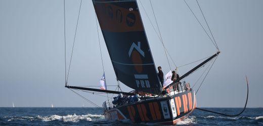 Vendée Globe: Kevin Escoffier erleidet Schiffbruch – Konkurrent rettet Weltumsegler