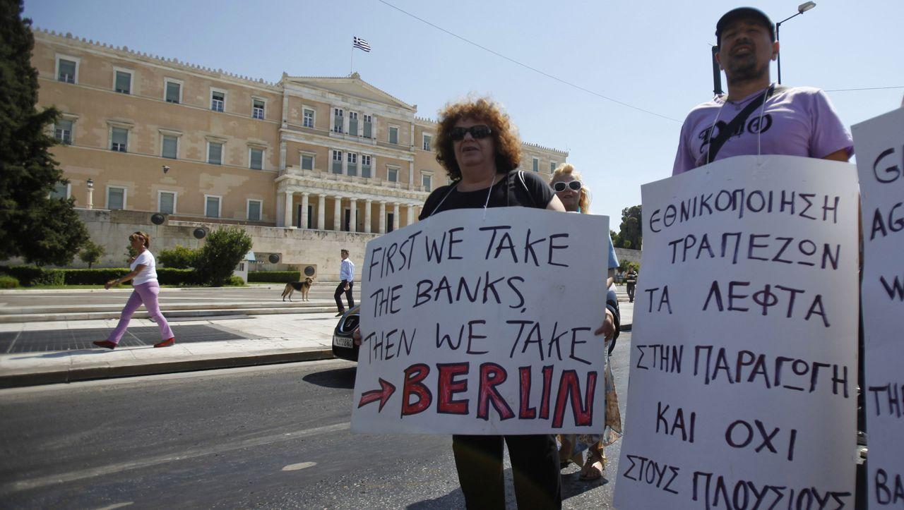Sparprogramm Griechenland