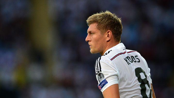 Supercup-Sieger: Kroos bejubelt, Khedira bedröppelt