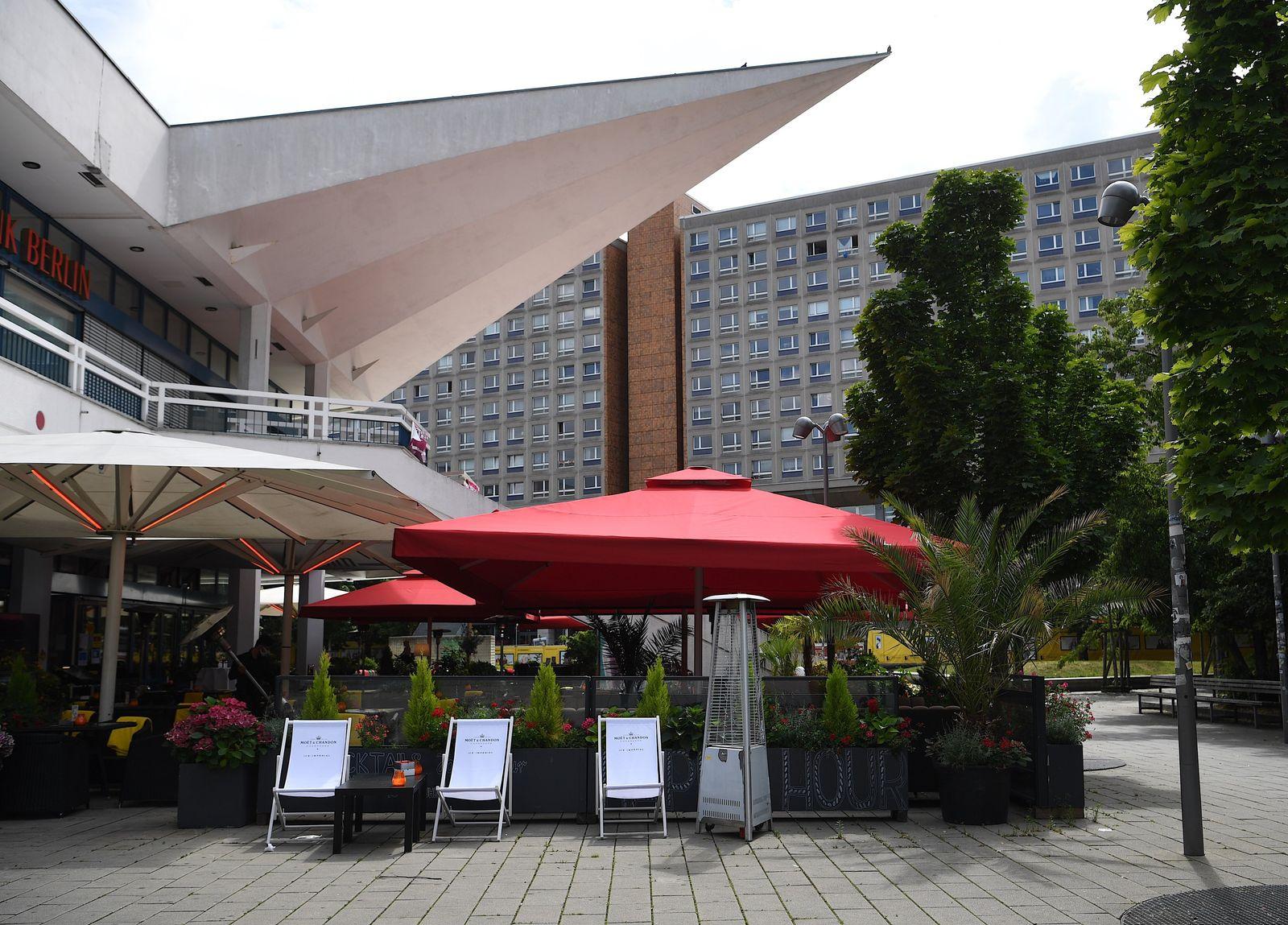 Coronavirus - Restaurant Mio Berlin