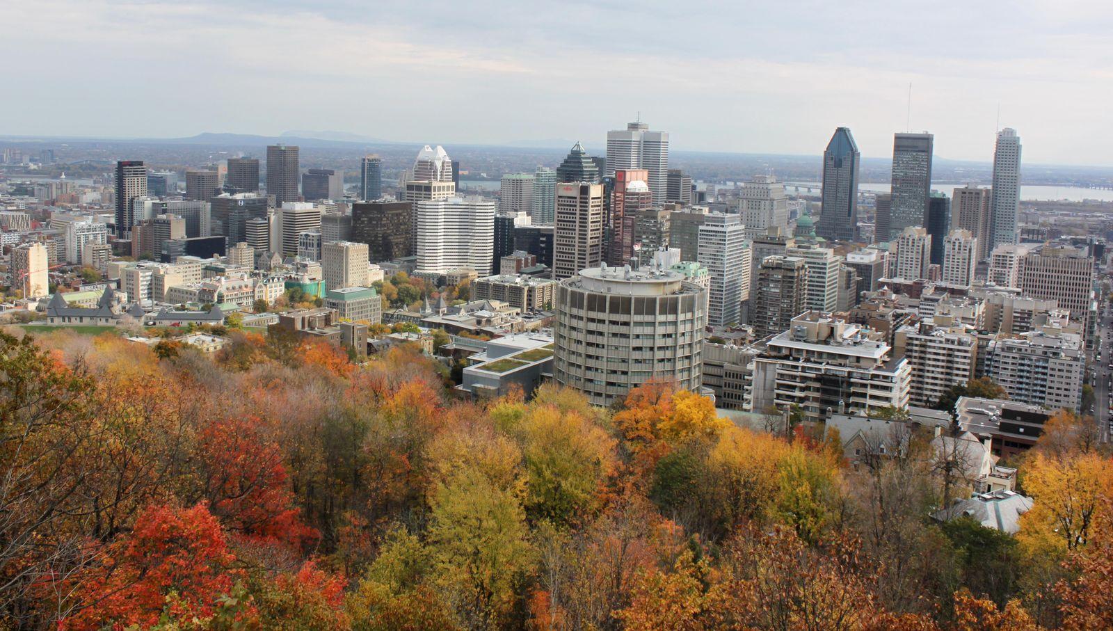 Nordamerika/ Reisen/ Montreal