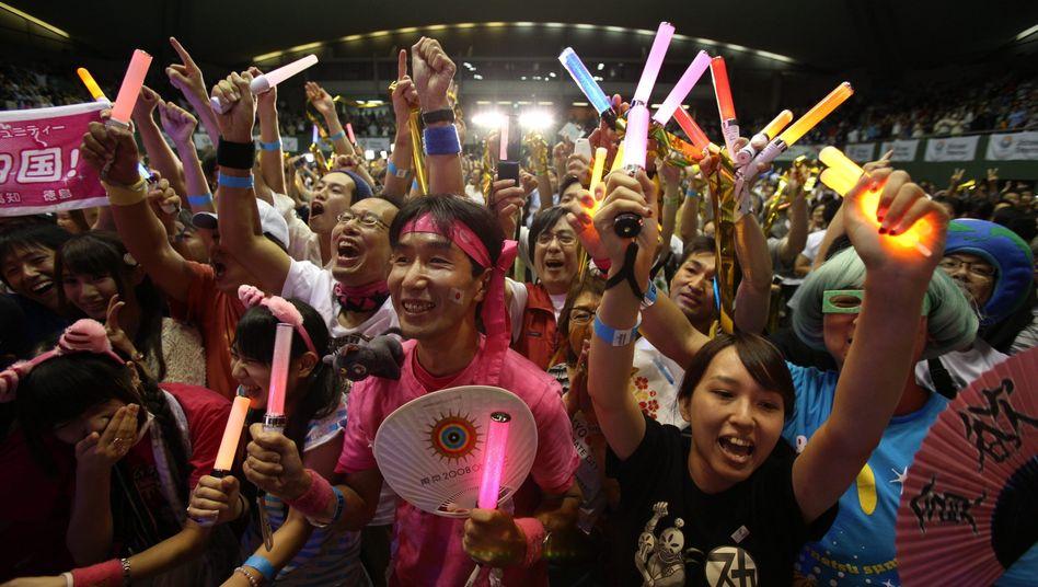Groß war der Jubel, als Tokio 2013 den Zuschlag für die Spiele erhielt - um welchen Preis?