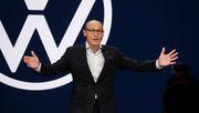 Volkswagen ersetzt Diess mit Ralf Brandstätter für die Marke VW