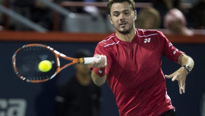Tennis-Zoff: Wawrinka vs. Kyrgios