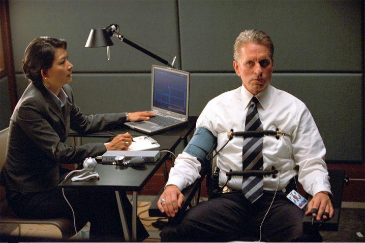 """Lügencheck im Film """"The Sentinel"""" mit Michael Douglas"""