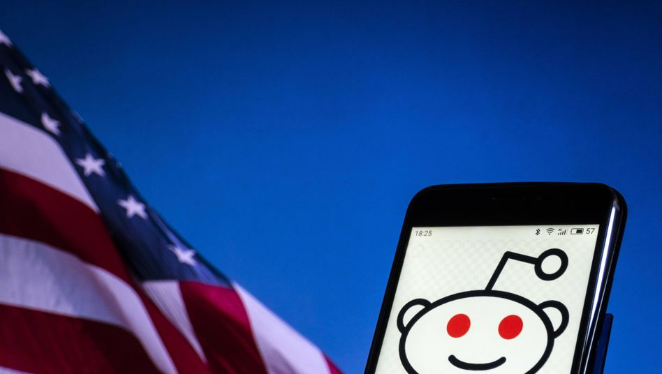 Maskottchen von Reddit: Immer wieder landen Trends von der Plattform im Mainstream