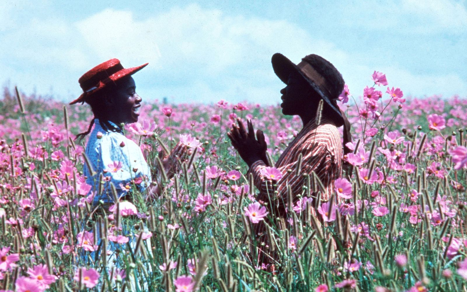Akosua Busia and Desreta Jackson
