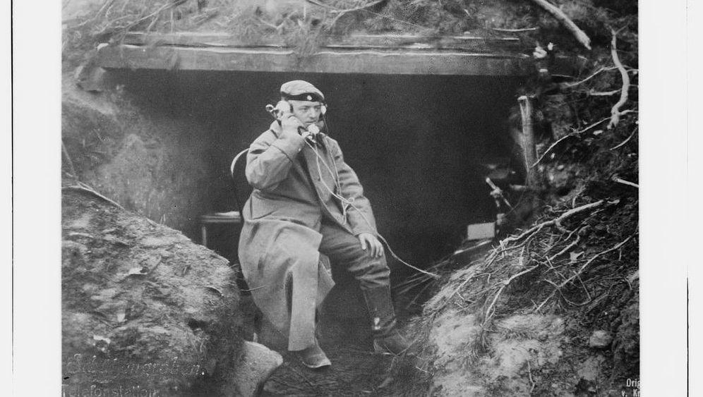 Feldtelefone: Early Adopters in Uniform