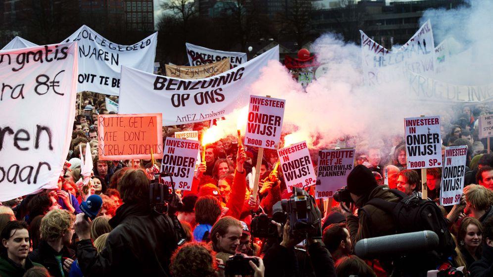 Holland in Not: 3000-Euro-Gebühr gegen Langzeitstudenten