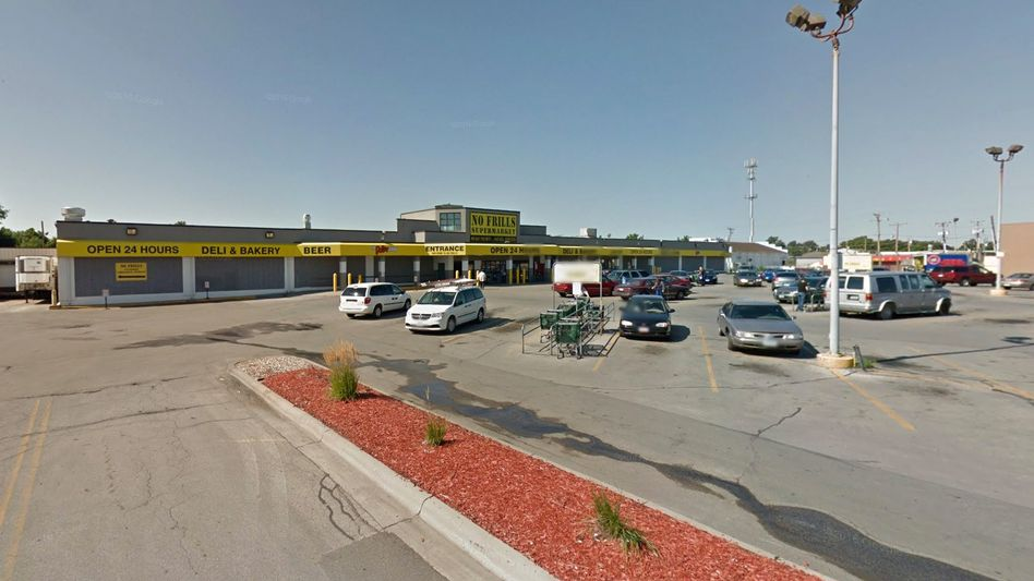 Ehemaliger No-Frills-Supermarkt in Council Bluffs