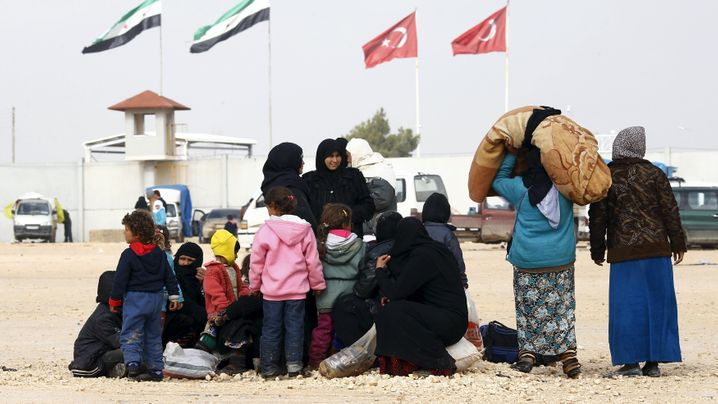 Fotostrecke: Schüsse auf Fliehende