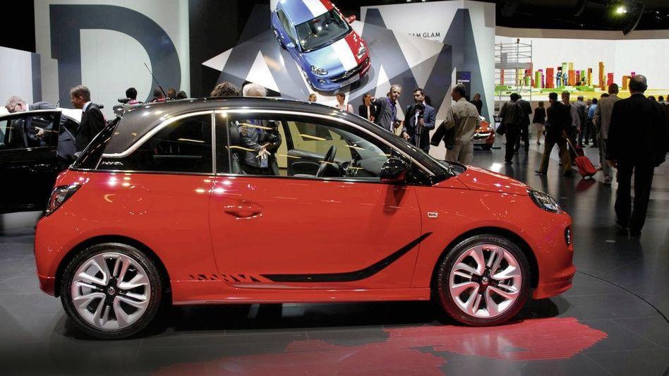 Opel-Modell Adam