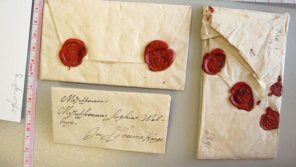 """Historische Briefe: """"Niet hebben"""" - Empfang abgelehnt"""