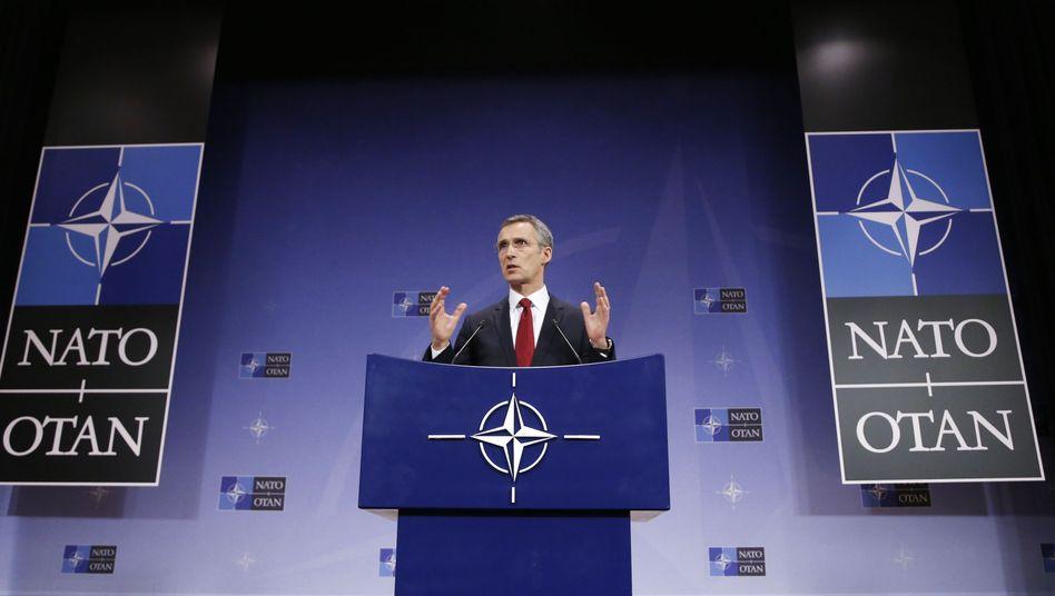 Nato-Generalsekretär Stoltenberg: Artikel 5 der Charta regelt den Bündnisfall