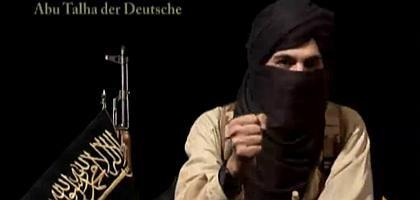 Bild aus Drohvideo gegen Deutschland: Anschläge zur Bundestagswahl?