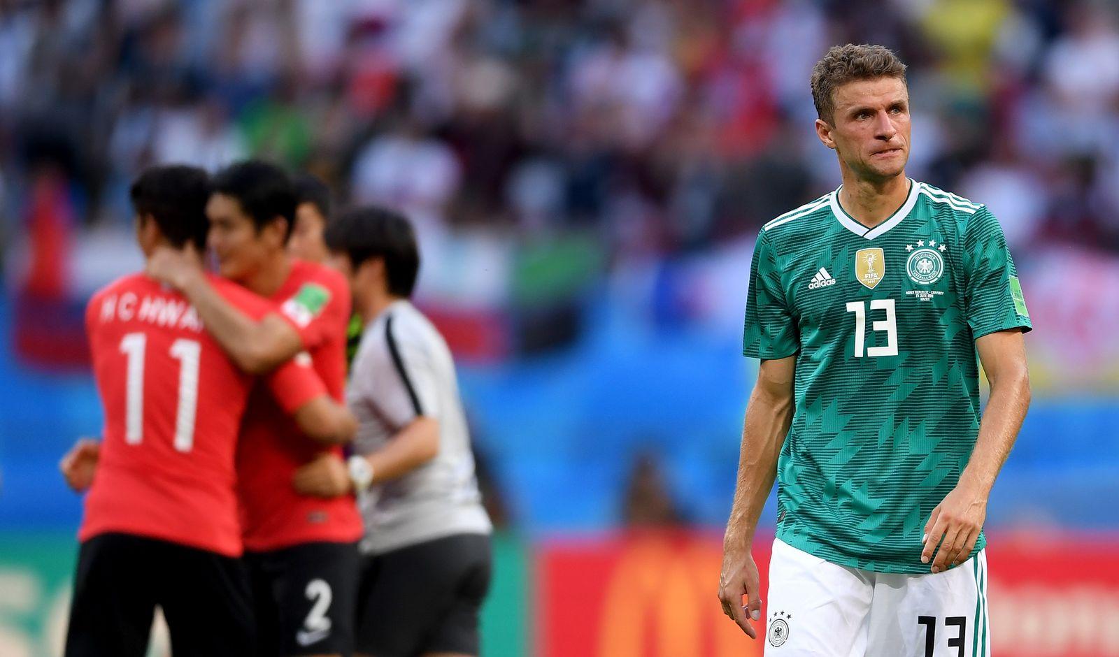 WM / Deutschland / Südkorea