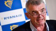 """Ryanair-Chef hält leere Mittelreihe im Flugzeug für """"idiotisch"""""""