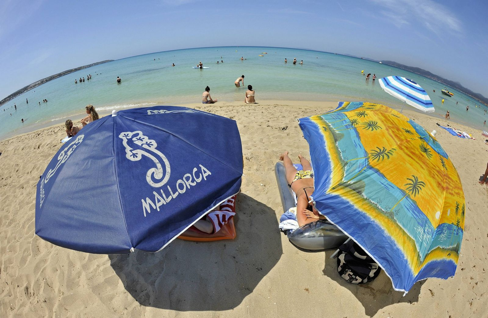 NICHT VERWENDEN Urlaub / Mallorca