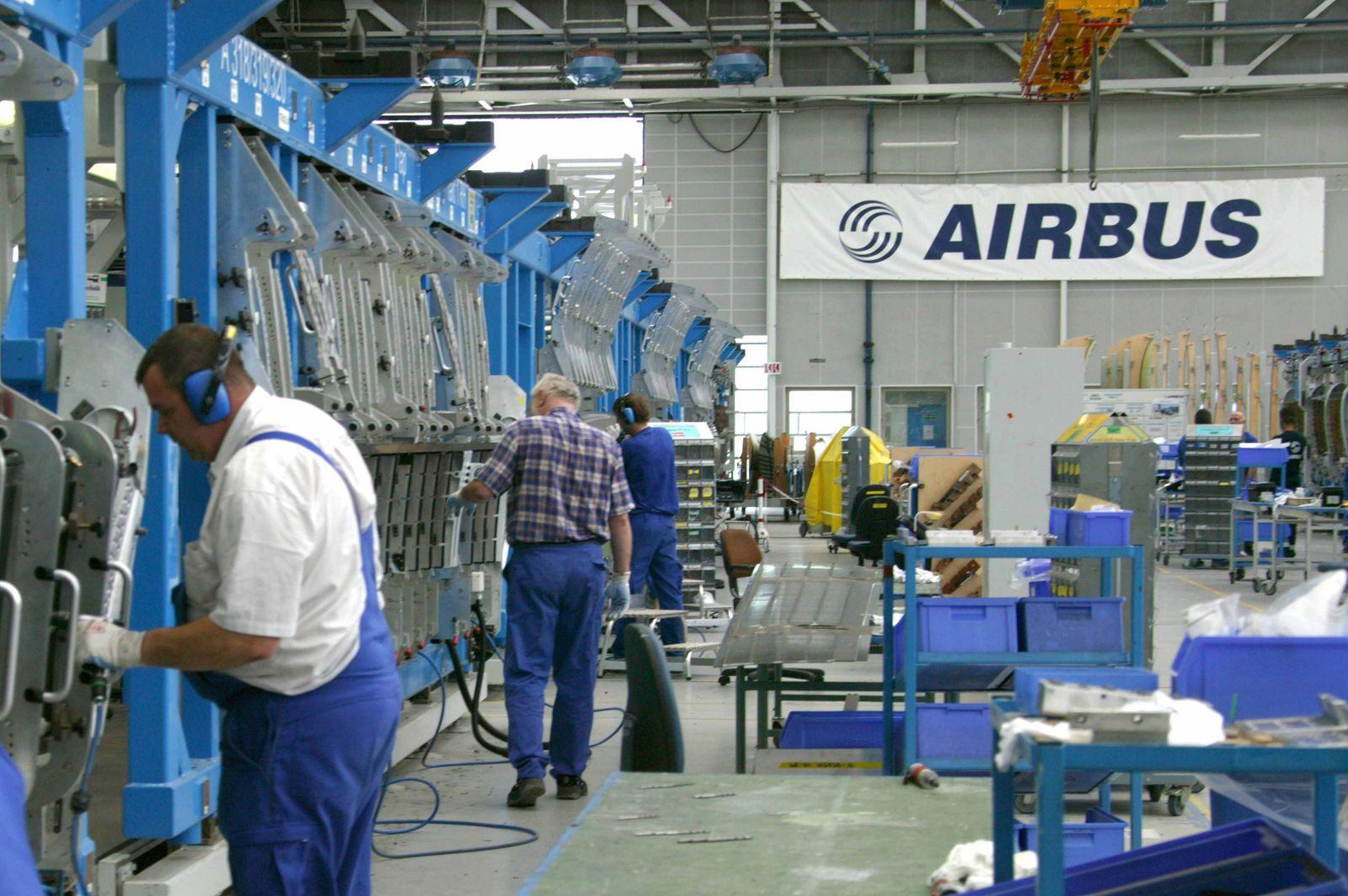 DEU, Deutschland Bremen, Airbus Industries, Werk Bremen, DEU, Germany, Bremen, Airbus Industries