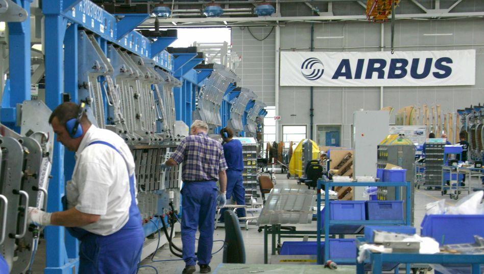 Airbus-Werk in Bremen: 5100 Jobs sollen in Deutschland wegfallen