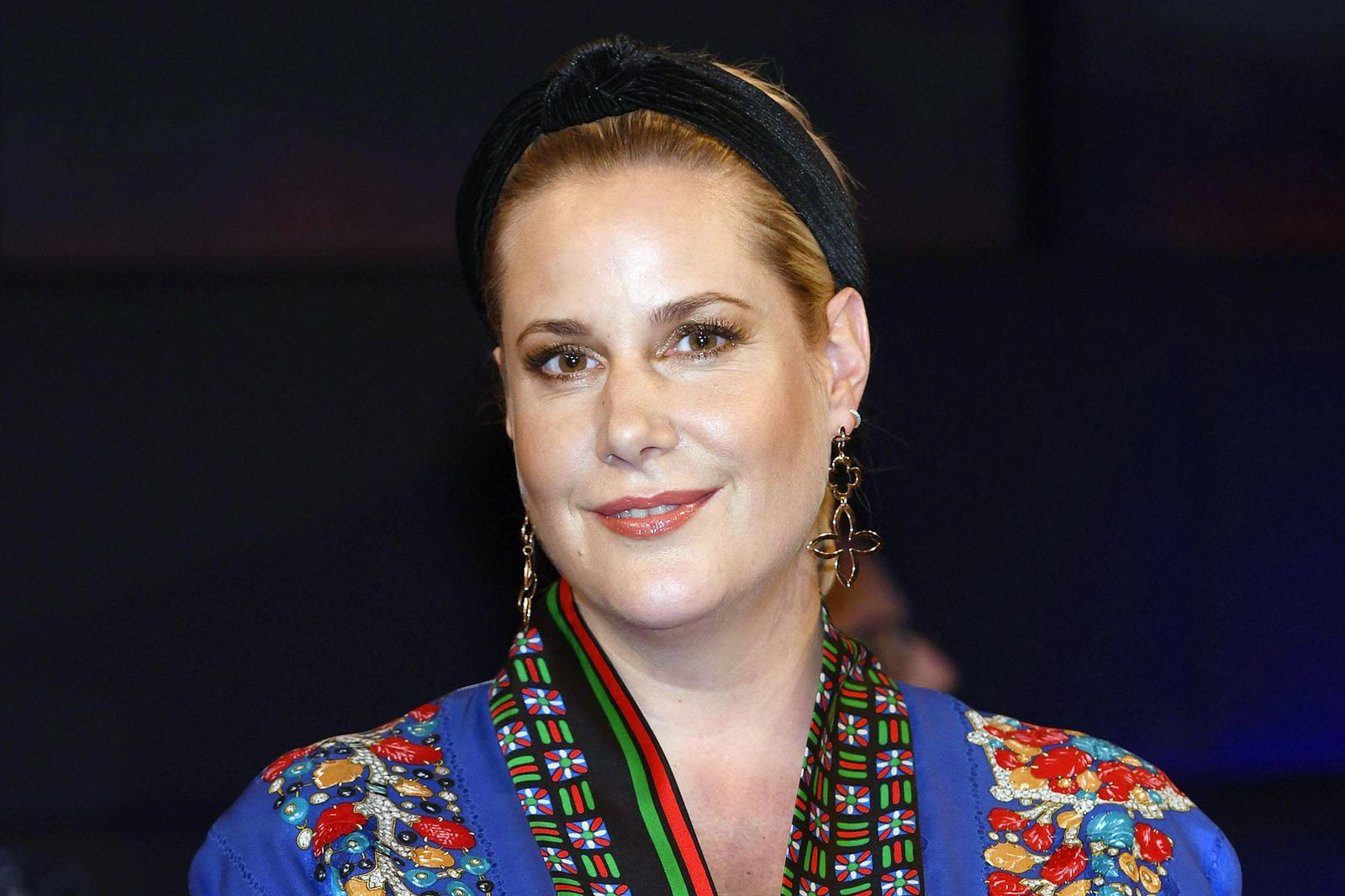 Anika Decker bei der NDR Talkshow aus Hannover im NDR Studio auf dem Messegel‰nde in Hannover am 09