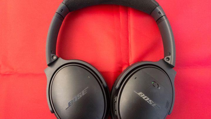 Noise-Cancelling-Kopfhörer: Bose QC35