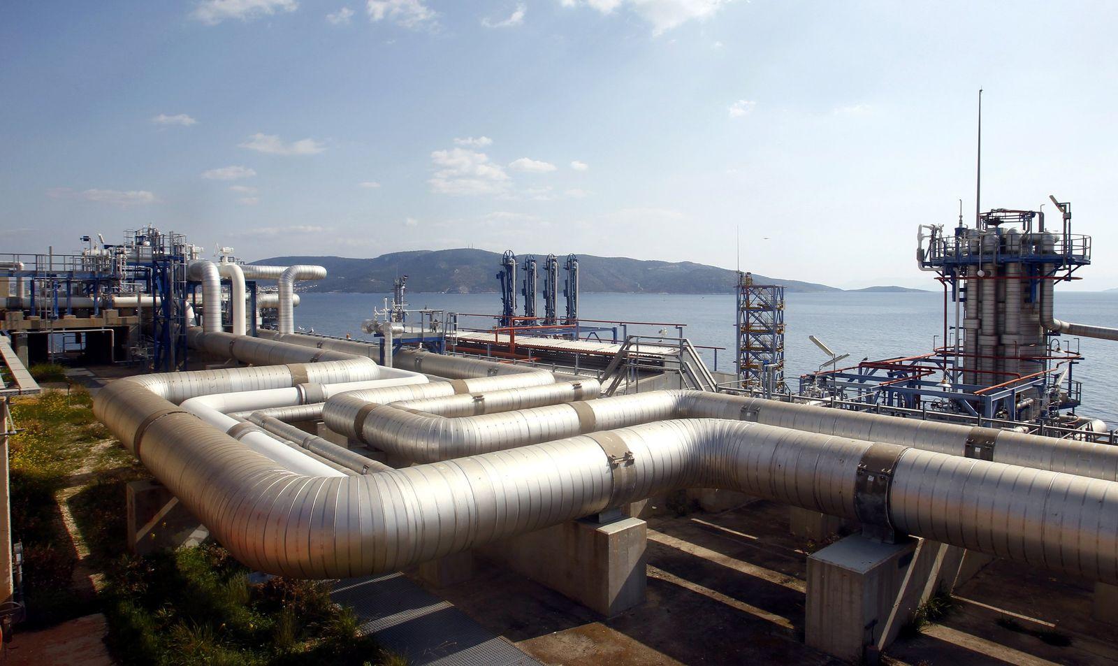 Griechenland / Erdgas / LNG