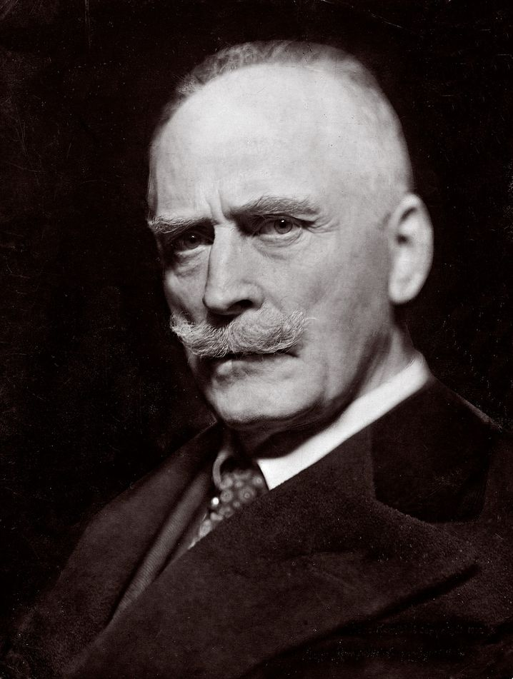 Knut Hamsun, 1932