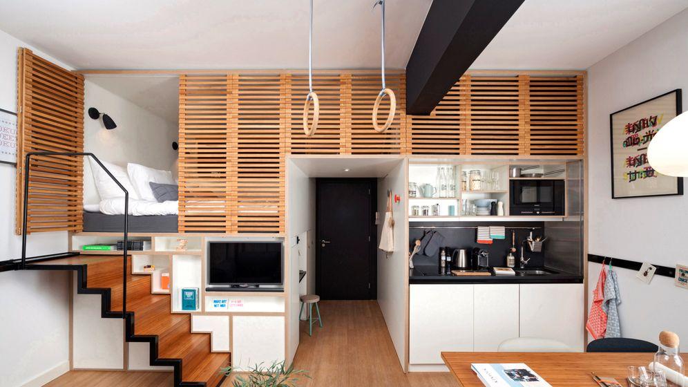 Kompaktes Wohnen: Platz ist in der kleinsten Hütte