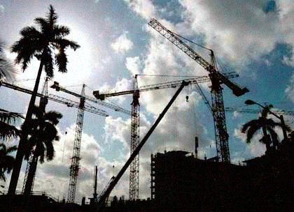 Boomende Städte (Neubauten in Florida): Immer mehr Menschen ziehen 2067 aus der darbenden Fläche in die Metropolen
