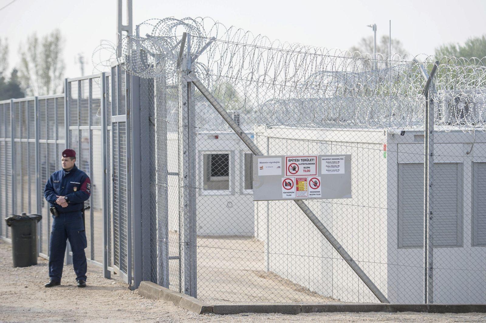 Ungarn/ Asylsuchende / Flüchtlinge