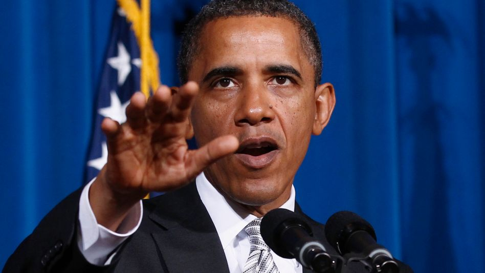 US-Präsident Obama: Internationalen Druck auf Iran erhöhen