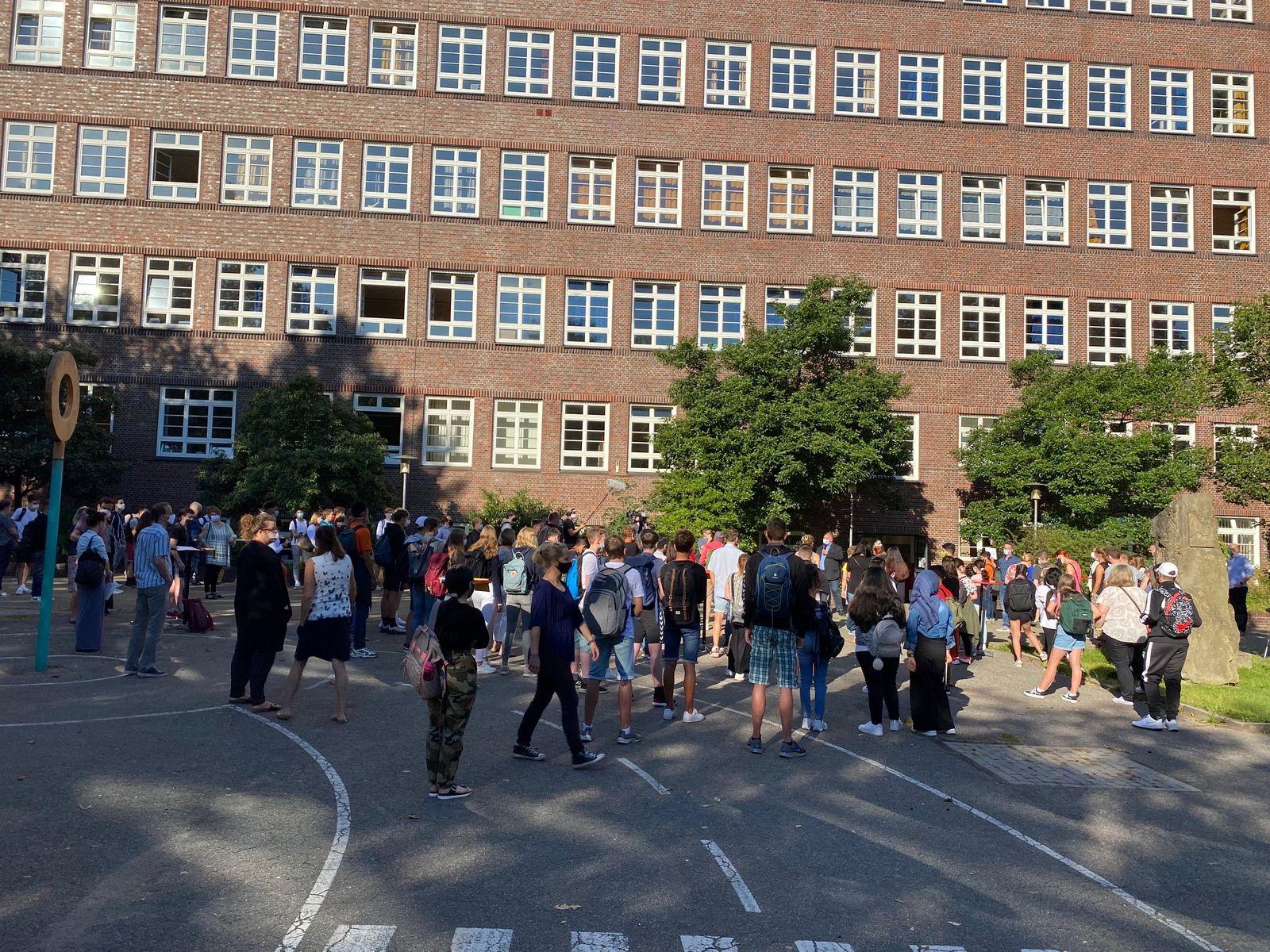Hamburg, Gesamtschule Alter Teichweg